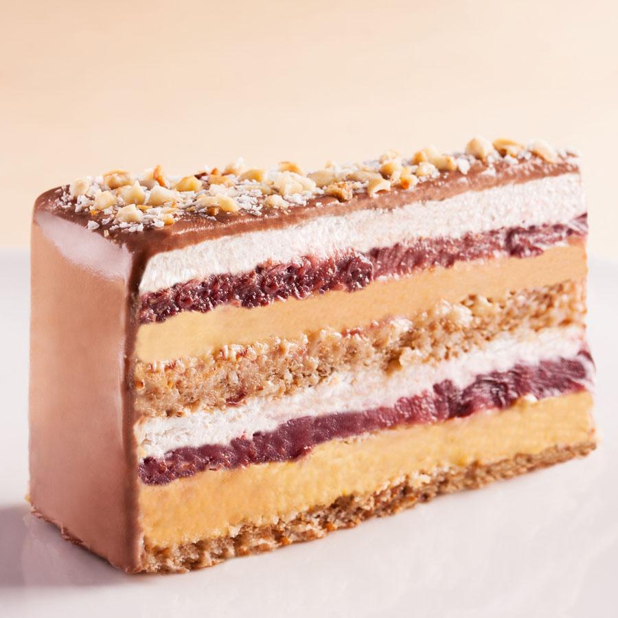 Šušić torte i kolači nugat visnja